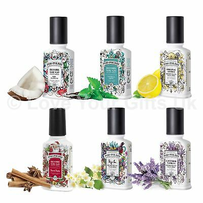 Poo Pourri Toilet Spray Before You Go Original Deja Poo Lavender Vanilla Mint