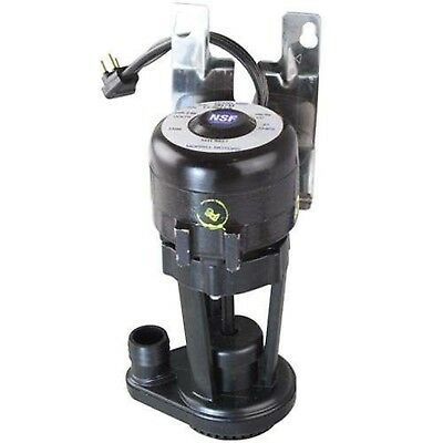 NEW MANITOWOC WATER PUMP  P/N 1480279, 230V, 60Hz, 96d, 14W WARRANTY INCLUDED