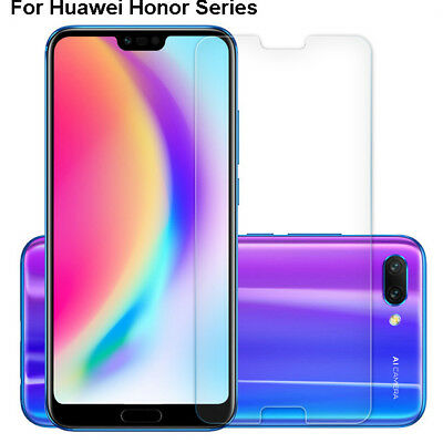 9H 2.5D Tempered Glass Screen Protector Toughened Film For Huawei Honor Series