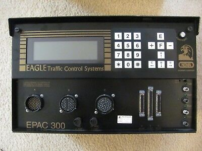 Eagle EPAC-300 Traffic Signal Light Controller unit