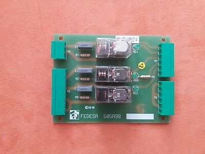electronic parts for dental unit fedesa