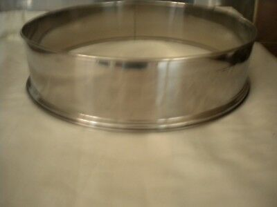 Stainless Steel 10L Extension Ring for Halogen Oven
