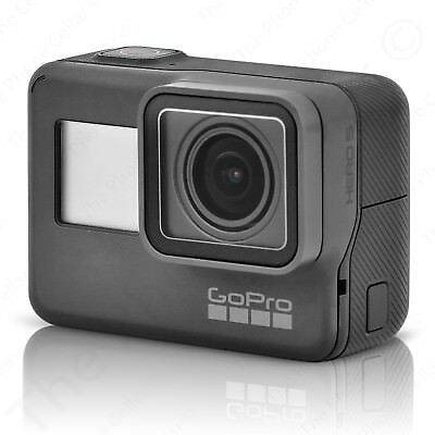 GoPro Hero 5 Black 4K Action Camera HD Camcorder CHDHX-502 with case