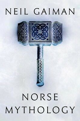 Norse Mythology Neil Gaiman-  immediate  download digital audiobook