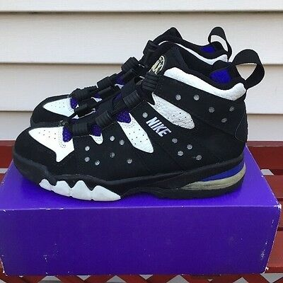 Vintage 1994 Nike Air Max CB Charles Barkley Ds 6 Youth