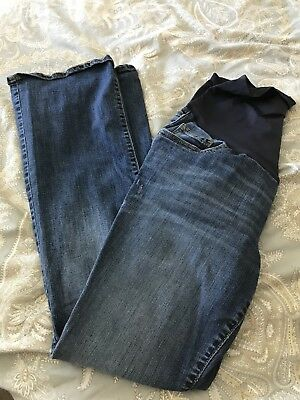 Old Navy Maternity Bootcut Jeans Size Extra-Large (XL)
