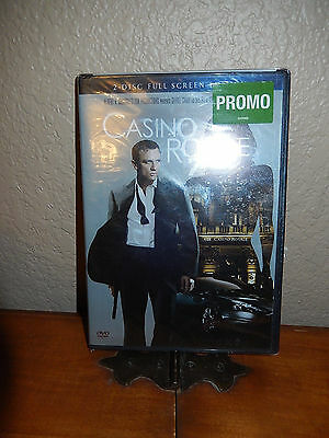 Casino Royale 2-disc full screen edition DVD - Sealed