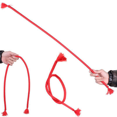 Magic Props India Rope Soft And Hard/Stiff Rope for Kids Party Show Tricky Trick