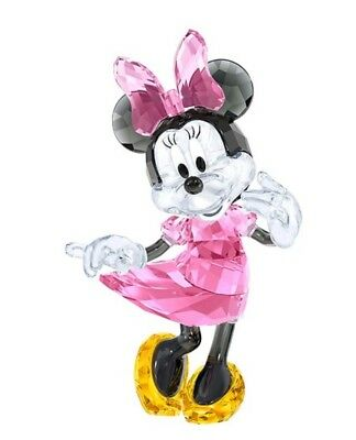 Swarovski Minnie Mouse-last Ones I Can't Get Anymore -Australian Seller-