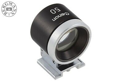 Canon Accessory Viewfinder 50mm for CANON LENS 0.95/50mm  LIKE NEW!
