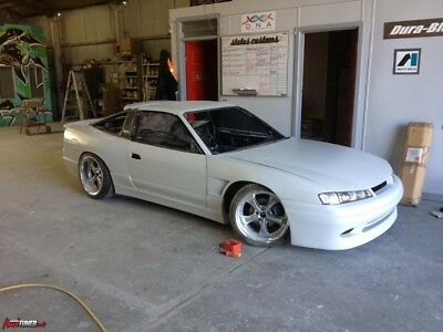 Nissan 180sx Widebody S1480 Unwanted project