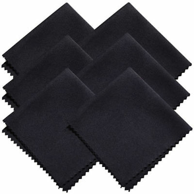 10PACK Microfiber Cleaning Cloths Soft for DSLR Camera Lens Glasses TVLCD Screen