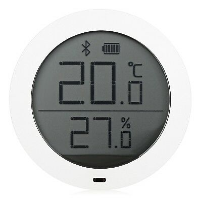 Xiaomi Smart Thermostat Accuracy Temperature and Humidity Monitor