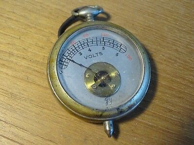 Tester Pocket Watch Voltmeter