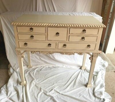 High End Drexel Heritage Server, Silver Chest, Sideboard, Foyer / Console Table