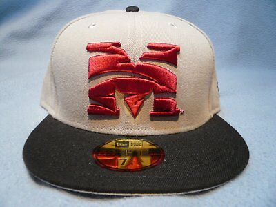 low cost caecd fbf90 New Era 59fifty Morehouse Maroon Tigers BRAND NEW Fitted cap hat Grayson