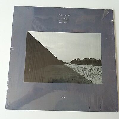 Azimuth - '85 Vinyl Album LP German 1st Press 1985 Contemporary Jazz In Shrink
