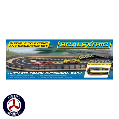 Scalextric Ultimate Track Extension Pack C8514 Brand New