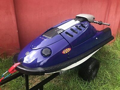 2008 Yamaha Superjet 701 - Stand Up Jetski - Many Upgrades - CURRENTLY IN SPAIN