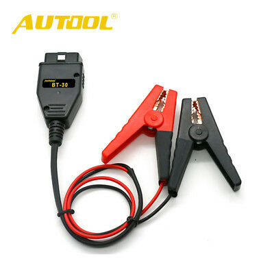 AUTOOL Automotive OBD Battery Cable Emergency Power Cord