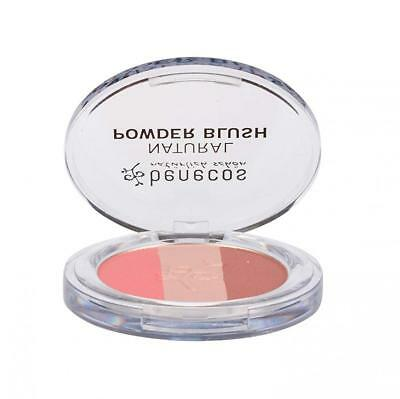 *NEW* Benecos Natural Trio Blush Fall In Love Revitalise your Complexion