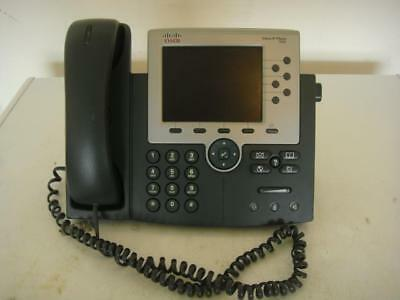 Cisco CP-7965G 7900 Series Unified IP Phone VoIP Telephone