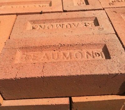 Antique Brick Stamped ***. Beaumont  ******