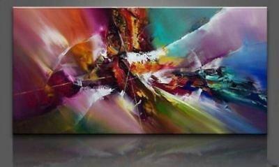 YA892 Large Modern Abstract Home decor art Canvas Hand-Painted oil painting