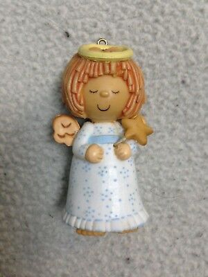 1981 Hallmark Collectors Keepsake Ornament - Christmas Angel