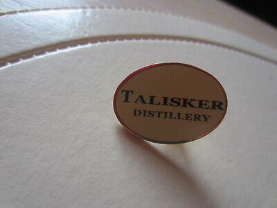 PIN - Anstecker - TALISKER Distillery - single malt scotch whisky
