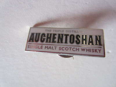 PIN - Anstecker - AUCHENTOSHAN - the triple distilled single malt scotch whisky