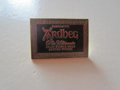 PIN - Anstecker - ARDBEG the ulltimate islay single malt scotch whisky