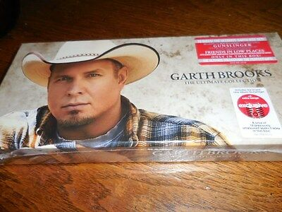 Garth Brooks The Ultimate Collection- 10 CDs