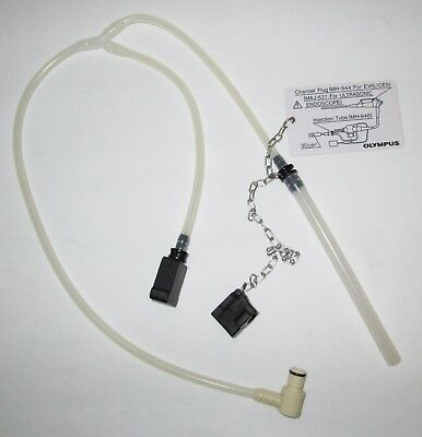 Olympus MAJ-621 Ultrasonic Endoscope Channel Plug MH-944 EVIS/OES MH-946 Tube