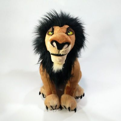 Details about Disney The Lion King Scar Plush Stuffed Toy 34CM