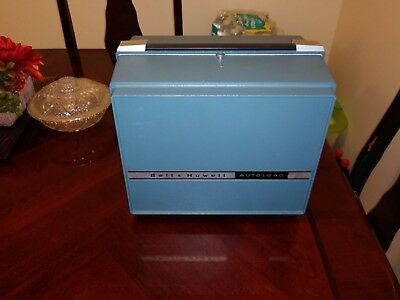 Excellent Vintage Bell & Howell 356 Autoload Super 8 Film Projector