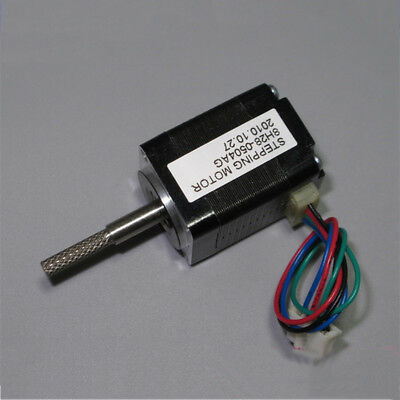 1.8 Degree NEMA8 20mm 2 Phase 4-wire Stepper Motor For 3D Printer CNC Robot Tool