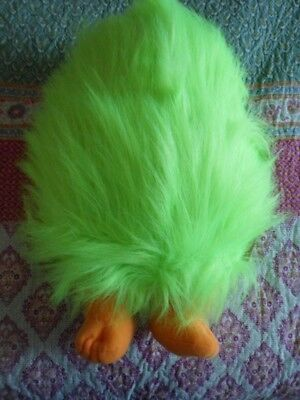 Plush Troll doll with tag.