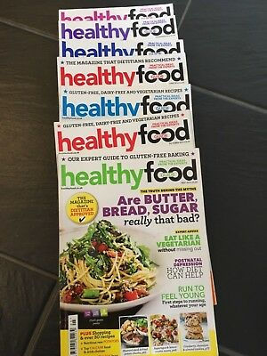 Healthy Food Guide Magazine x 7