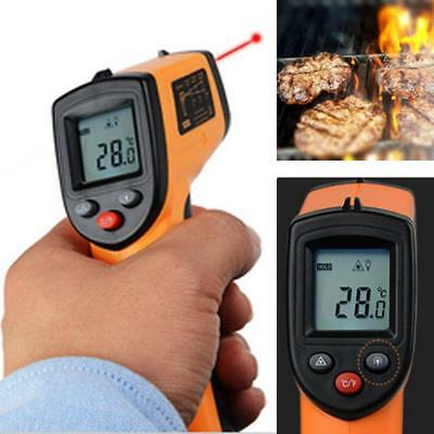 Mini Digital IR Laser Infrared Temperature Thermometer Gun Non Contact Handheld