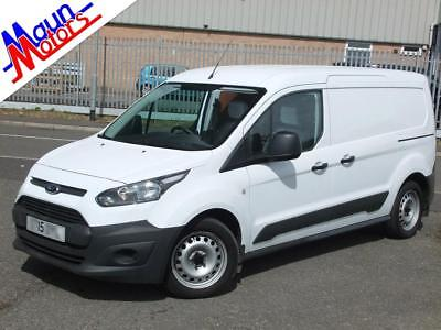 2015 Ford Transit Connect 230 TDCi 95PS Double Cab-In Van, 5 Seat Crew Van, LWB