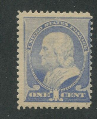 1887 US Stamp #212 1c Mint Never Hinged Average Catalogue Value