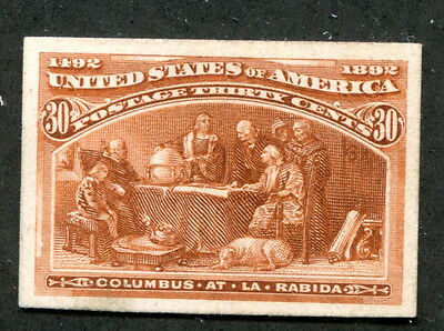 UNITED STATES - Plate Proof On Card # 239P4 - S8179