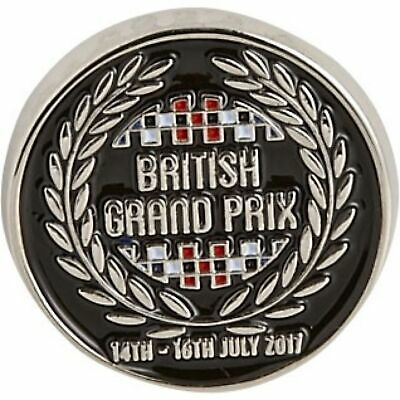 Formula 1 2017 British Grand Prix Badge Mens Fanatics