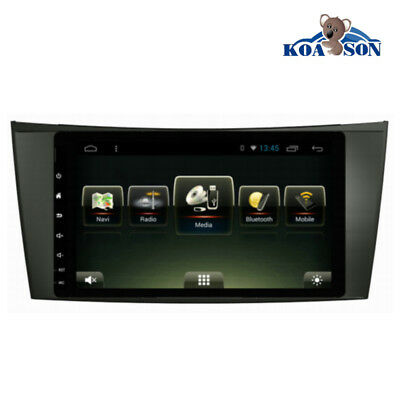 """8"""" HD Android 7.1 1+16G Car GPS Navigation For Benz E CLS G Class W211 W219 W463"""