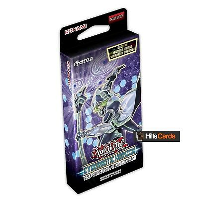 Yu-Gi-Oh: Cybernetic Horizon Special Edition - Booster Pack: 29 Cards Sealed box