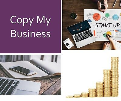 BUSINESS FOR SALE - Copy My Business -Start Your Own Business, Be Your Own Boss
