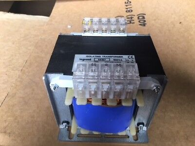 Isolating Transformer x 2.  New Old Stock. Ex MOD