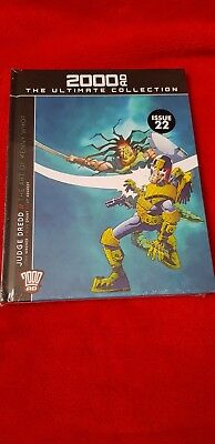 2000ad The Ultimate Collection issue 22