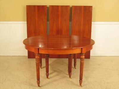 LF41292: Victorian Sheraton Style Dining Room Table